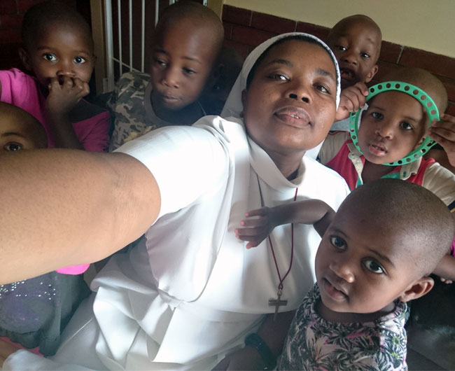 sister-gorrette-st-vincent-children's-home-in-mariannhill-south-africa